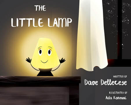 Cover art for children's book The Little Lamp