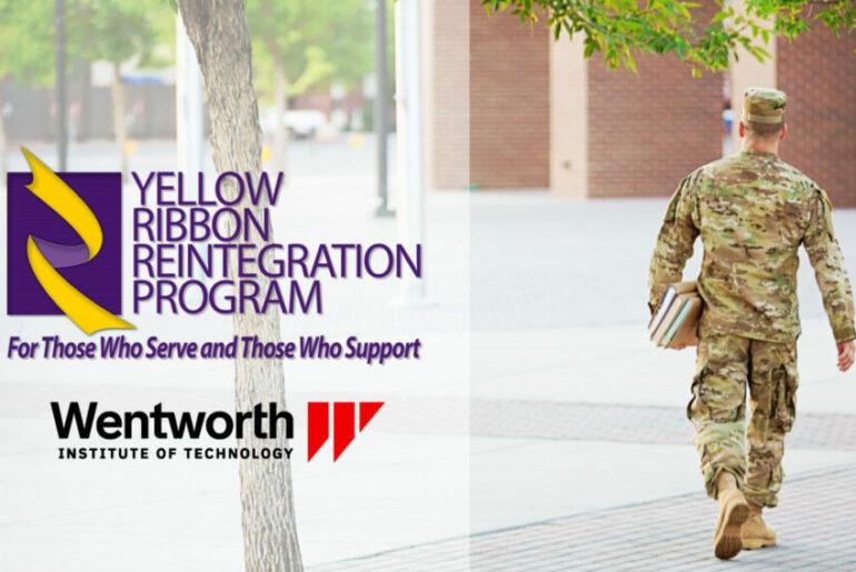 Yellow Ribbon Program at Wentworth