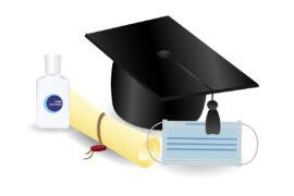 college admit cover-19