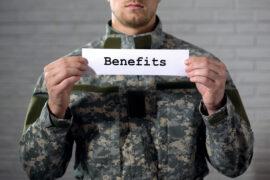 Military benefits