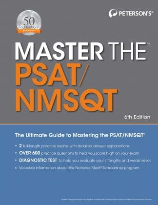 Peterson's Master the PSAT/NMSQT