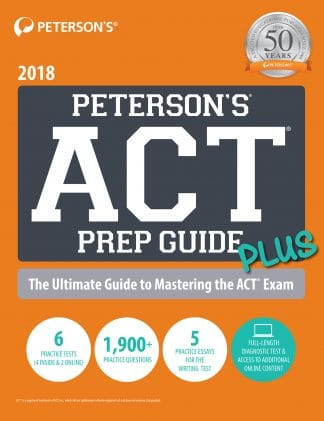 Peterson's ACT Prep Guide