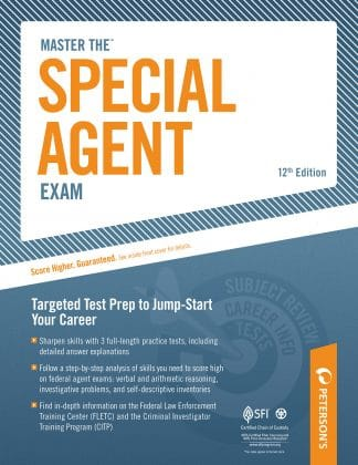 Peterson's Master the Special Agent Exam