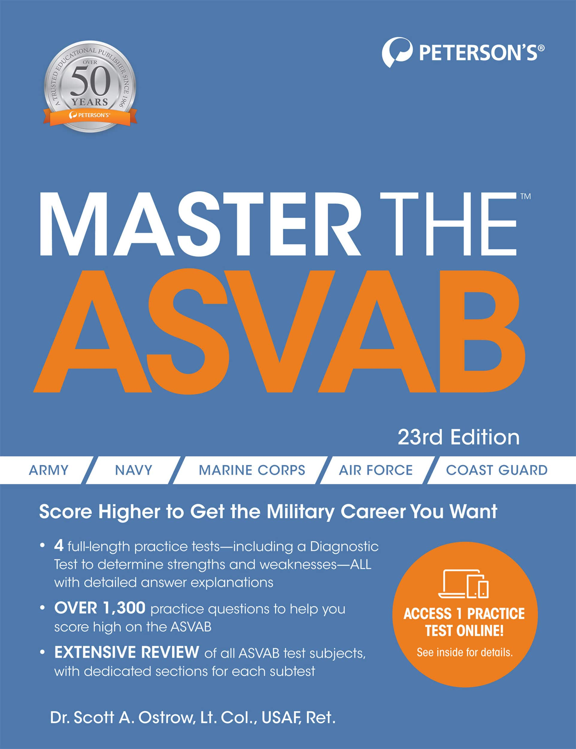 ASVAB Study Guide | Master the ASVAB | Practice Test & Questions