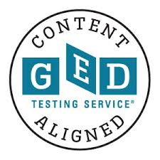 official GED content-aligned certification